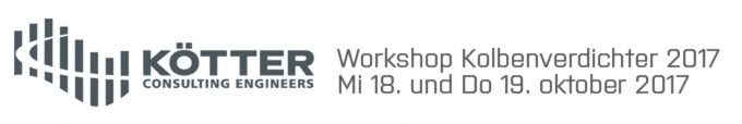 workshop kolbenverdichter 2017
